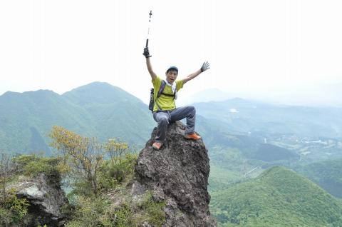 由布岳山開き (12)