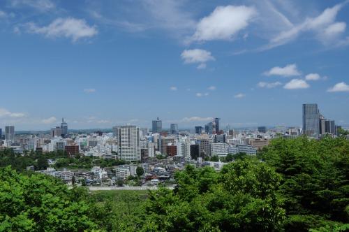 青葉城址公園 (4)