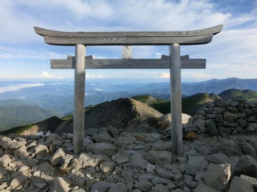 乗鞍岳剣ヶ峰 (9)