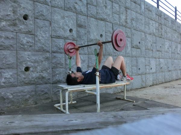 トレーニング (4)