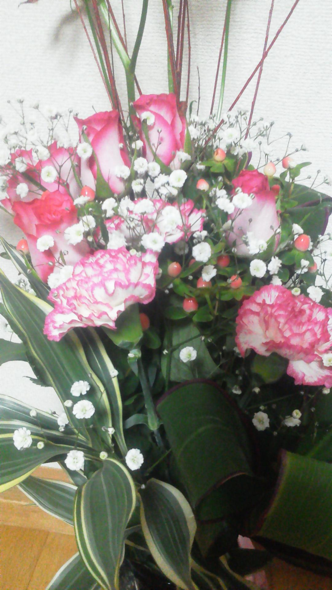 N's2012花束