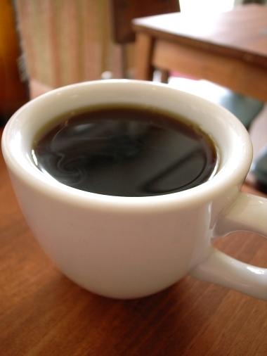 カラクタ食堂 コーヒー