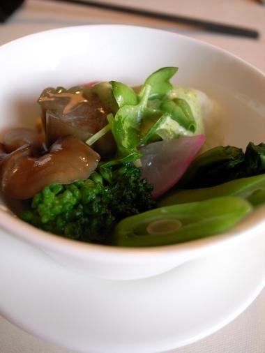 ミヤヴィ 野菜とフラン