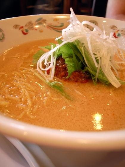 三平 坦々麺