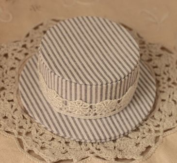 mini hat gray2