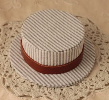 mini hat gray3