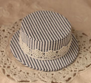 mini hat navy2