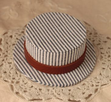mini hat navy3