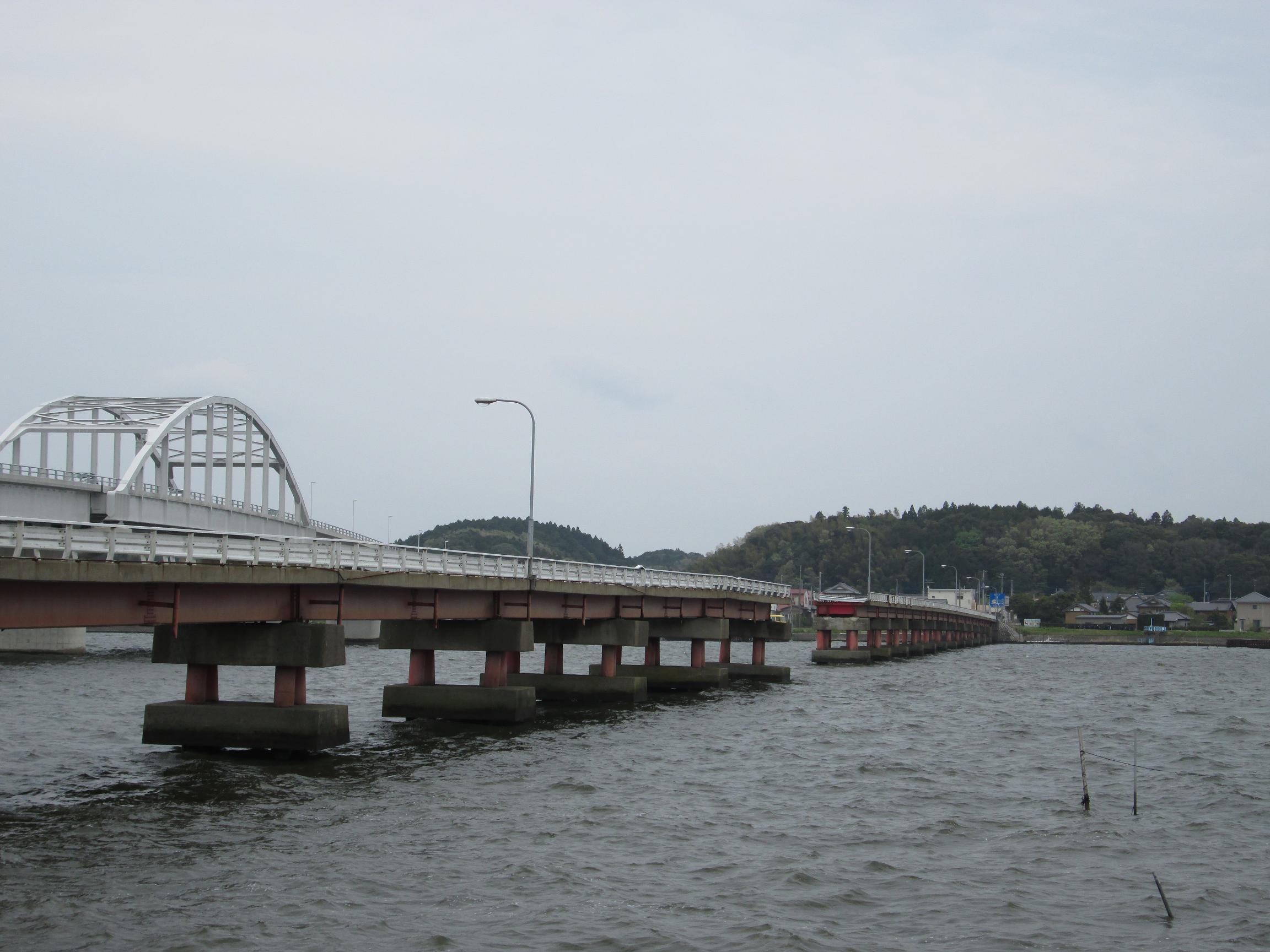 旧鹿行大橋
