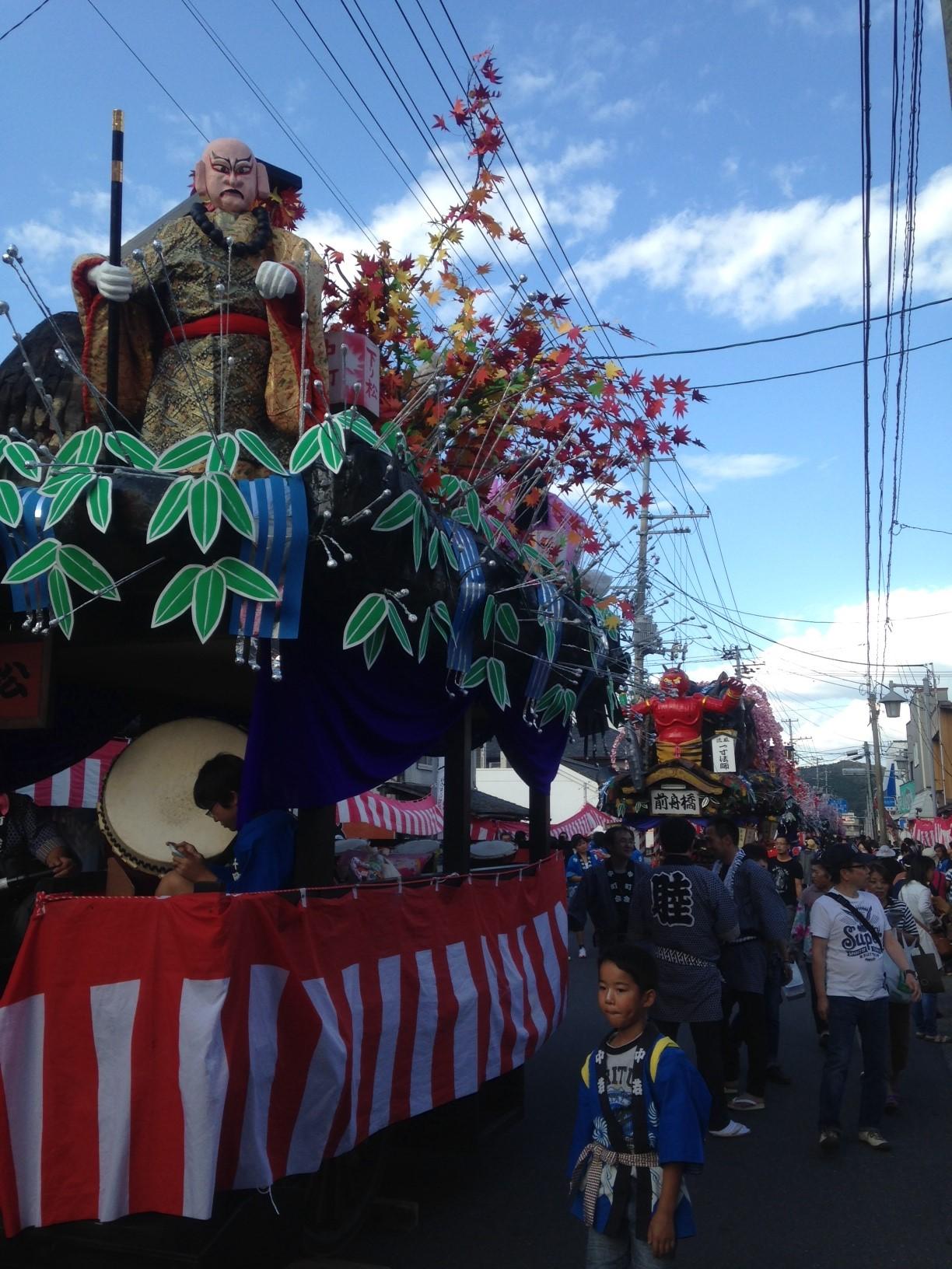 2豊米秋祭り
