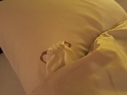 枕もとににおい袋