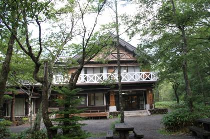 西糸屋山荘