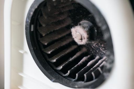 扇風扇風機 シロッコファン 掃除