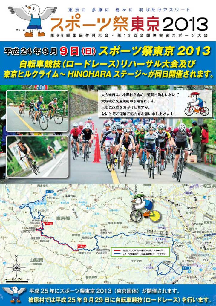 2012年大会のポスター。2013国体 ...