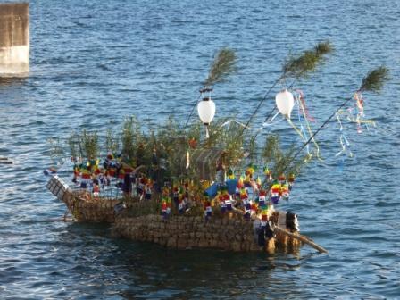 麦わら舟1