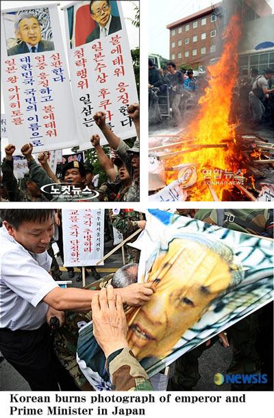 韓国デモ11