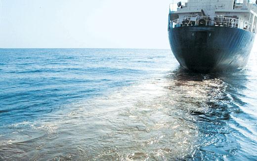 韓国 汚水海洋投棄4