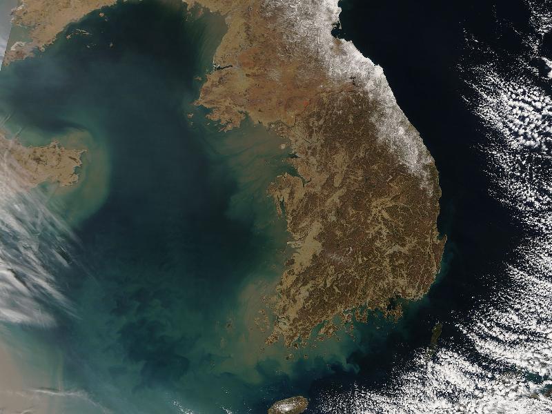 韓国 汚水海洋投棄3
