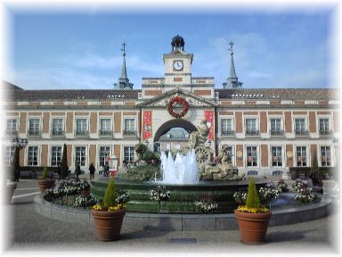 スペイン村 広場1