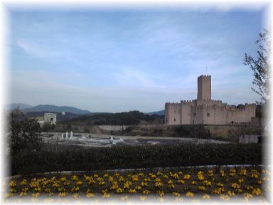 スペイン村 ハビエル城