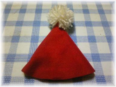 クリスマス用帽子