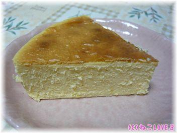 安納芋のベイクドチーズケーキ