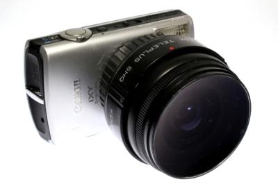 205- Handmade Fish-eye lens No.01