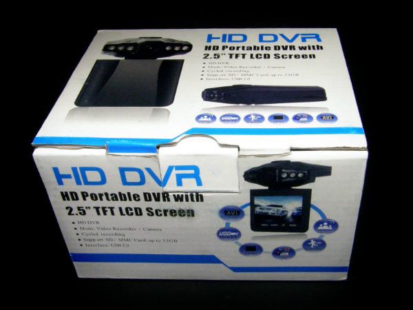 001-DVR レンズ改造