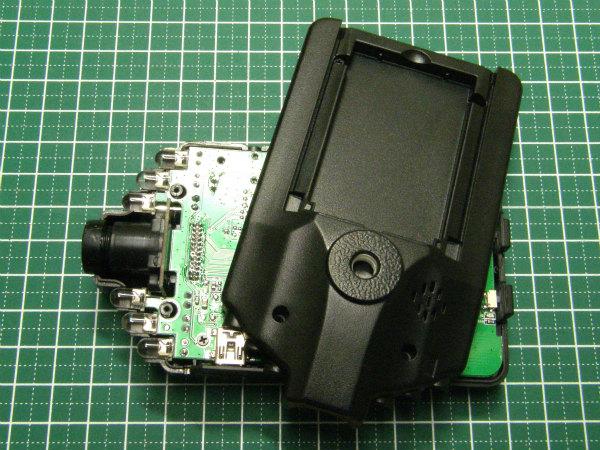 004-DVR レンズ改造