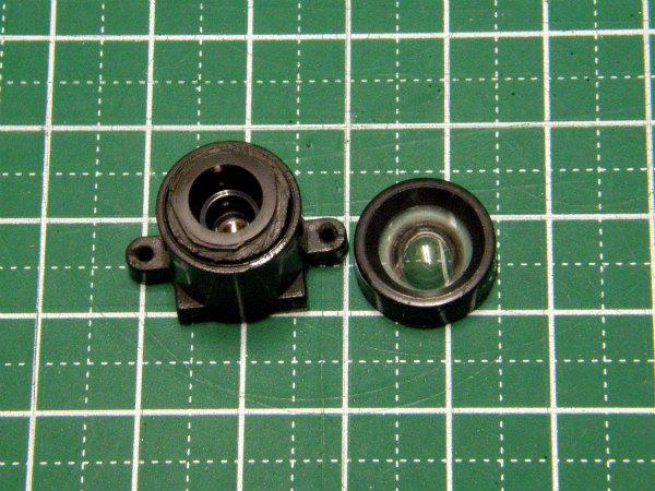 008-DVR レンズ改造
