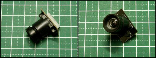 006-DVR レンズ改造