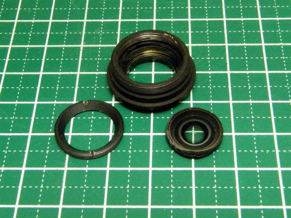 012-DVR レンズ改造