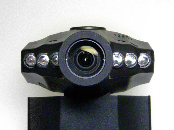 015-DVR レンズ改造