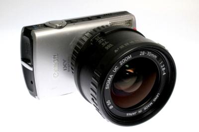 04-Handmade Fish-eye lens No 02