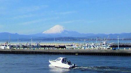 新春富士山~