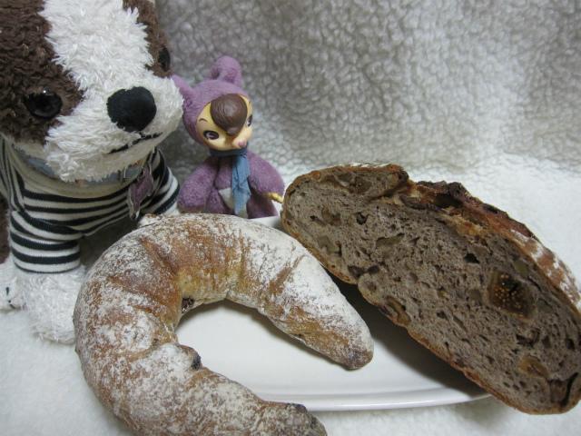 ピア万代のパン屋さん