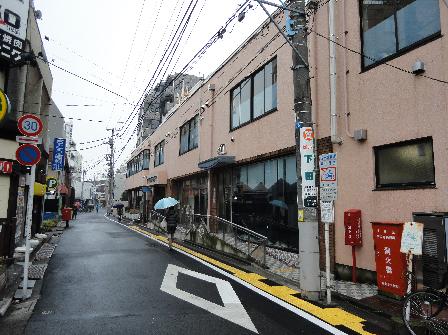 121215:【section】阿佐ヶ谷