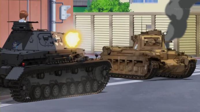 Girls und Panzer 04 Tank Skirmish.720p.webm_000748539