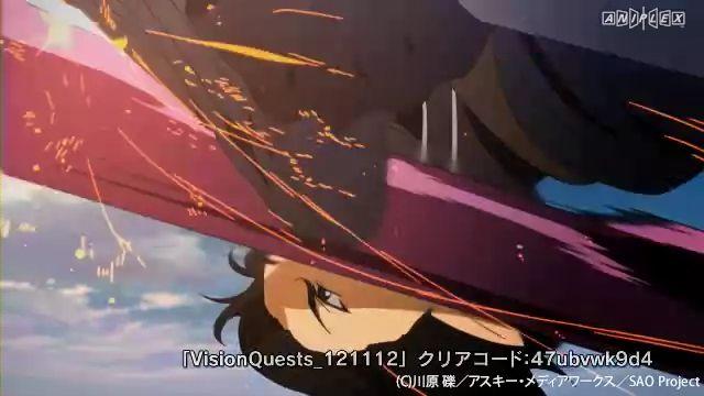 ソードアート・オンライン 第20話予告 「猛炎の将」 SWORD ART ONLINE.360p-1.webm_000020229