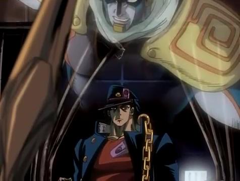 Jojo no kimiyou na bouken OVA 01 El espiritu maligno.iPod.mp4_000883258
