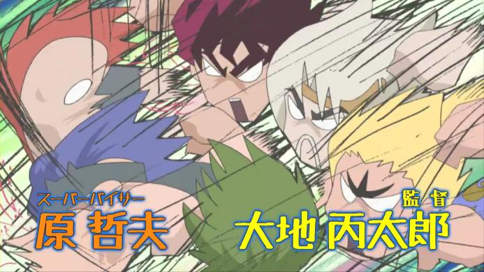 TVアニメ「DD北斗の拳」 予告PV 60秒ve (6)