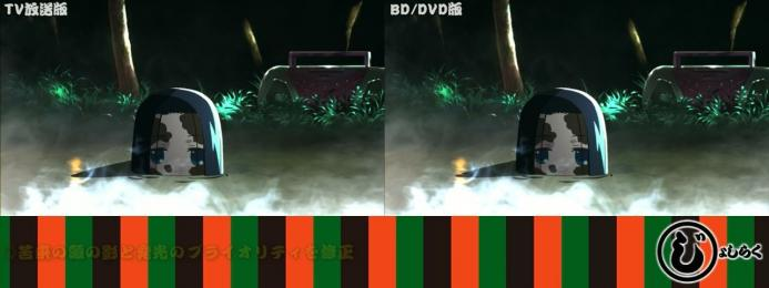 sm20986594 - 【じょしらく】TV放送版/BD・DVD版比較 その6(第十一席~第十三席).mp4_000279988