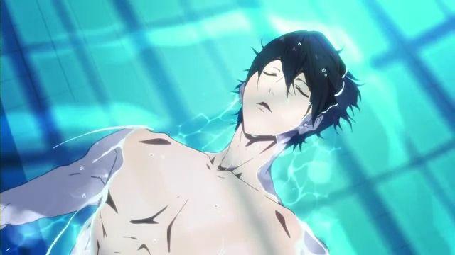 TVアニメ『Free!』PV第2弾 -七瀬 遙 ver.-.360p.webm_000013455