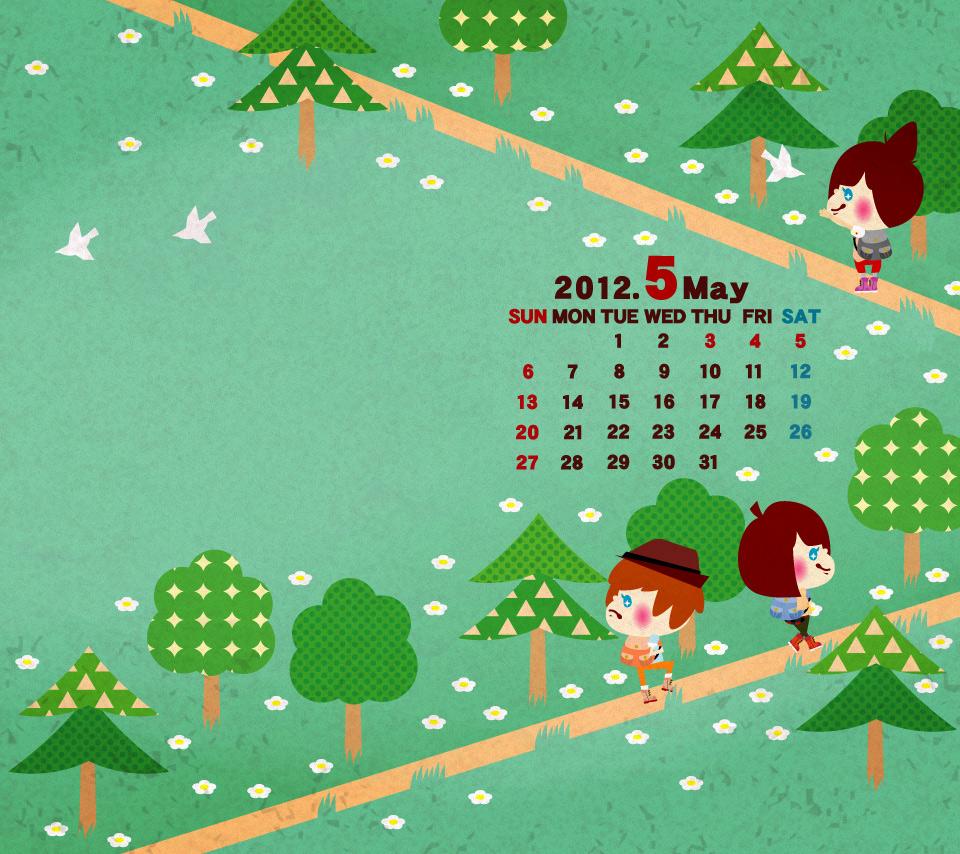 2012_5月カレンダースマホ