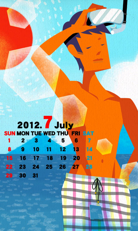 2012_7カレンダー(男)