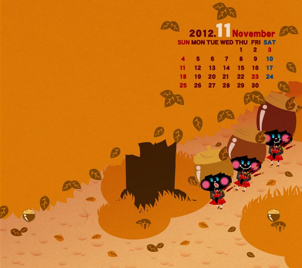 2012_11月カレンダースマホ