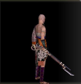 銃剣の改装具