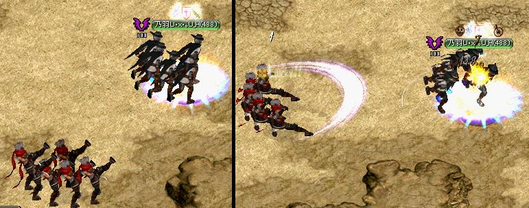黒騎士vsSoF4