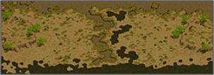 ナラダ平原-2つの丘