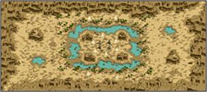 デフヒルズ-砂漠の遺跡